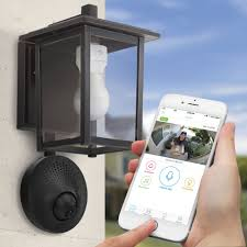 security light with camera wireless light socket powered wi fi security camera the green head