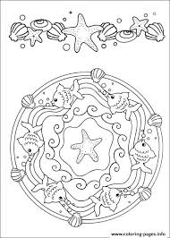 easy simple mandala 55 coloring pages printable