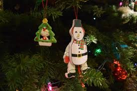 Hello Kitty Christmas Lights by Is That A Star Trek Ship In Your Tree Our First Xmas Tree