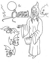 Kid Halloween Coloring Pages by Printable Halloween Coloring Pages Coloring Me