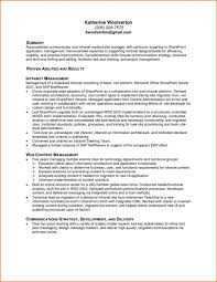 Best Resume For Accounting Job by Resume Example Of A Military Resume Making A Cover Letter For A