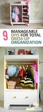 organizatoin hacks 9 manageable diys for total dress up organization
