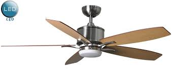 ceiling fan led light remote control prima 52 remote control ceiling fan led light brushed nickel 117179