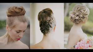 coiffure pour mariage invit coiffure mariage invit e chignon top 50 des coiffures