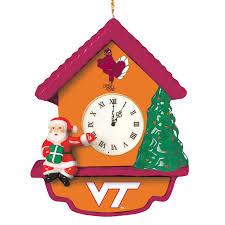 the 2015 virginia tech hokies ornament the danbury mint