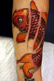 small koi tattoo design of tattoosdesign of tattoos