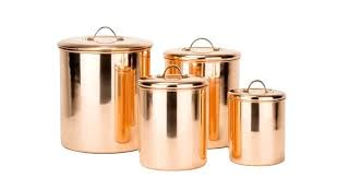 contemporary kitchen canisters copper storage jars medium size of storage jars kitchen jars and