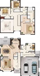houses with 4 bedrooms awesome best 25 3d house plans ideas on sims 4 houses
