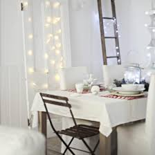 beach cottage nautical coastal christmas tablescape life by the
