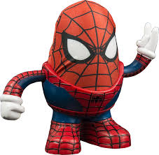 spiderman spiderman potato head ppw toys