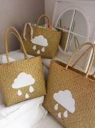 sac cabas en lin comptoir ivoire comptoir de filles
