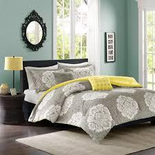 Damask Bedding Lola Brianna 7 Piece Print Comforter Set By Madison Park Hayneedle