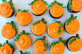Halloween Cupcakes Cake by Chocolate Halloween Cupcakes With Cream Cheese Frosting Just A Taste