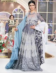 Wedding Maxi Dresses Hsy New Bridal Collection 2017 Wedding Lehenga And Maxi Dresses