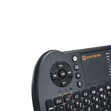 touchpad android mantistek mk1 2 4ghz wireless wifi mini keyboard with touchpad