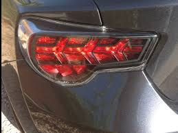 Buddy Club Tail Lights Buddy Club Led Tail Lights For Fr S Brz Are Here Free Shipping