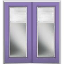 Glass Blinds Blinds Between The Glass Steel Doors Front Doors The Home Depot