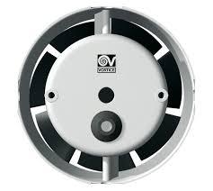 Vortice Bathroom Fan Axial Fan Duct Residential Plastic Punto Ghost Vortice