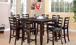 dining room important black dining room chairs delight black