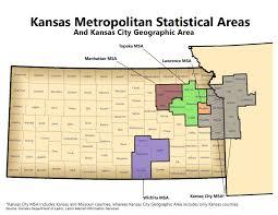 Ks Map Kansas Labor Information Center Klic 2017 Kansas Wage Report