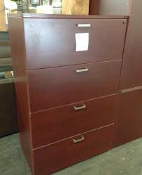 Four Drawer Lateral File Cabinet Wood 4 Drawer Lateral File Cabinet Drawer Design 4 Drawer