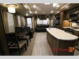 Blue Ridge And Cardinal Fifth Wheels By Forest River For Forest River Wildcat Fifth Wheel Innovative Amenity Packed