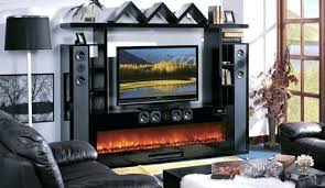 Electric Fireplace Entertainment Center Electric Fireplaces Entertainment Center Electric Fireplace