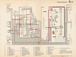411 1972a diagram volkswagen type wiring vw fuel injection thesamba