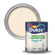 dulux interior natural calico eggshell wood u0026 metal paint 750ml