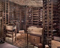 unique wine racks wine cellar contemporary with modern wine cellar