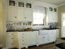 white or off white kitchen cabinets distressed white kitchen cabinets or nice antique white kitchen