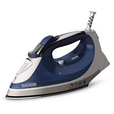 iron clothing black decker corded express steam iron blue clothing iron ir08x 2