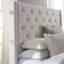 how to make a upholstered headboard with buttons home design ideas
