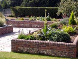 andover groundworks garden walls ornamental brickwork