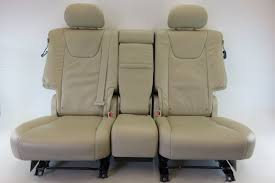 lexus parts portland oregon 13 lexus rx350 seats rear leather seats w airbags ivory ebay