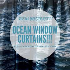 Blue Window Curtains by Blue Ocean Window Curtain Blackout Curtain Sheer Curtain