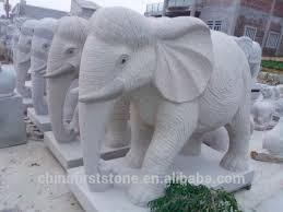 gab572 cyan elephant garden statues buy elephant statue