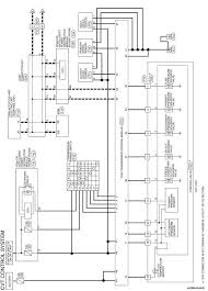 nissan cvt wiring diagram nissan wiring diagrams instruction