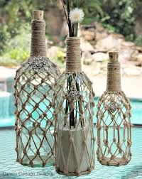 Diy Wine Bottle Decor by Super Cool Diy Wine Bottle Crafts You Simply Have To Try