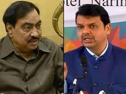 Maharashtra Cabinet Ministers Brahmin Versus Obc Maharashtra Bjp Faces Internal Crisis On