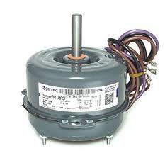 trane condenser fan motor replacement mot08803 trane ge genteq replacement condenser fan motor 1 6 hp