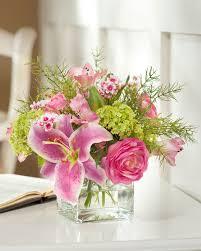 dining room wonderful decorating artificial flower arrangements