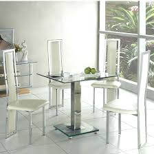 Large Square Kitchen Table by Round Glass Kitchen Table And Chairs Glass Kitchen Table Canada