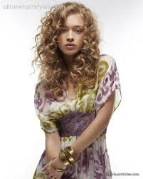 loose spiral perm medium hair loose spiral perms for medium hair allnewhairstyles com