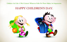 31 beautiful happy children u0027s day greeting cards and images