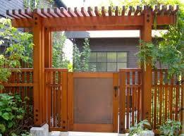Backyard Gate Ideas Driveway Wood Fence Gate Design Ideas Deck Fencing Ideas Spindle