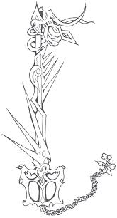 remarkable photo about keyblade coloring pages farms coloring
