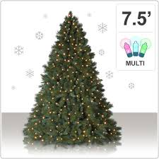 tree market 7 5 foot virginia pine artificial