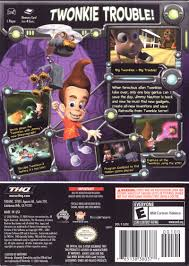 the adventures of jimmy neutro the adventures of jimmy neutron boy genius attack of the