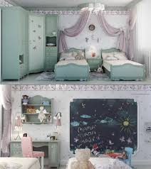 Small Teenage Bedroom Decorated With Paisley Wallpaper And by Little Girls Bedroom Decorating Ideas Well Idolza